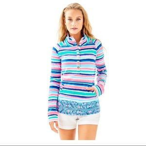 Lilly Pulitzer captain popover